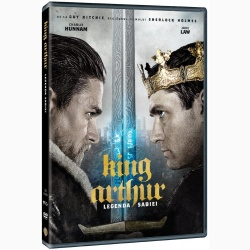 KING ARTHUR: LEGENDA SABIEI / KING ARTHUR: LEGEND OF THE SWORD - DVD