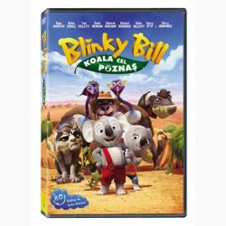 BLINKY BILL: KOALA CEL POZNAŞ / BLINKY BILL THE MOVIE - DVD