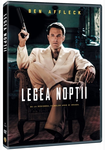 LEGEA NOPŢII  / LIVE BY NIGHT - DVD