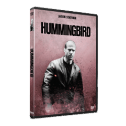 Legea străzii / Hummingbird (Character Cover Collection) - DVD