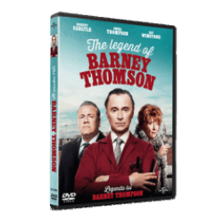 Legenda lui Barney Thompson / The Legend of Barney Thompson - DVD