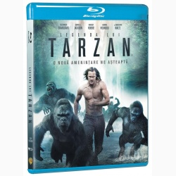 LEGENDA LUI TARZAN / THE LEGEND OF TARZAN - BD