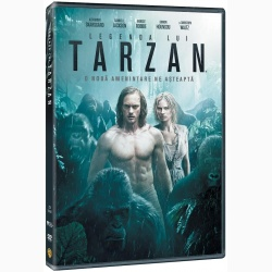 LEGENDA LUI TARZAN / THE LEGEND OF TARZAN - DVD