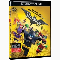 LEGO BATMAN - FILMUL 4K / LEGO BATMAN MOVIE - 4K