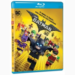 LEGO BATMAN - FILMUL / LEGO BATMAN MOVIE - BD