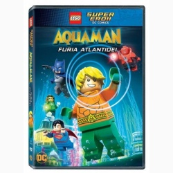 LEGO DC Super Heroes: Aquaman - Furia Atlantidei/ LEGO DC Comics Super Heroes: Aquaman - Rage of Atlantis