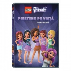 Lego Friends: Prietene pe Viata / Lego Friends: Girlz 4 Life