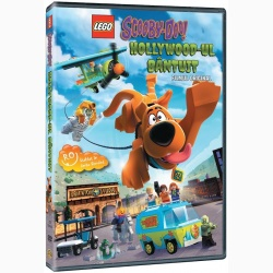LEGO SCOOBY-DOO: HOLLYWOODUL BÂNTUIT / LEGO SCOOBY-DOO: HAUNTED HOLLYWOOD  - DVD