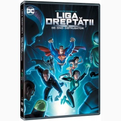 Liga Dreptatii vs Cei cinci distrugatori / DCU: Justice League vs The Fatal Five