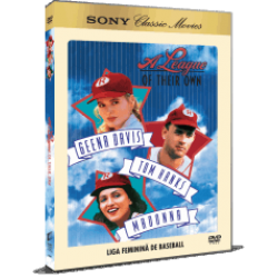 Liga feminină de baseball / A League of Their Own - DVD