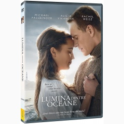 LUMINA DINTRE OCEANE / LIGHT BETWEEN OCEANS - DVD