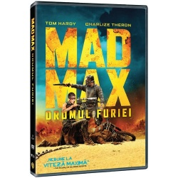 MAD MAX: DRUMUL FURIEI / MAD MAX: FURY ROAD - DVD