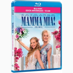 Mamma Mia! (Blu Ray Disc)