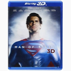 Man of Steel : Eroul - Bluray 3D