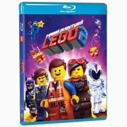 Marea aventura lego 2 / The Lego Movie 2 (Blu-Ray Disc)