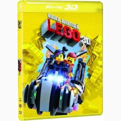 MAREA AVENTURĂ LEGO 3D / LEGO MOVIE, THE 3D - 3D