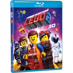 MAREA AVENTURĂ LEGO / LEGO MOVIE, THE - BD