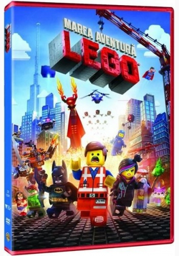 MAREA AVENTURĂ LEGO / LEGO MOVIE, THE - DVD