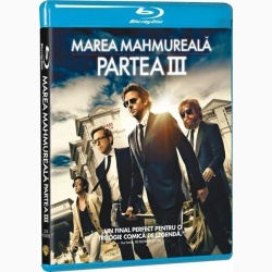 Marea mahmureala 3 (Blu Ray Disc) / The Hangover Part III