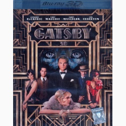 MARELE GATSBY 3D / GREAT GATSBY, THE 3D - 3D