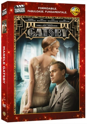 MARELE GATSBY o-ring / GREAT GATSBY, The o-ring MTM - DVD