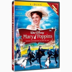 MARY POPPINS / MARY POPPINS - DVD