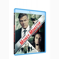 Maşina de bani / Money Monster - BLU-RAY
