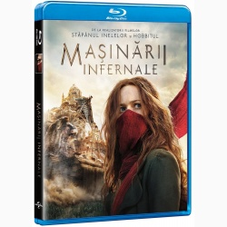Masinarii Infernale / Mortal Engines (Blu-Ray Disc)