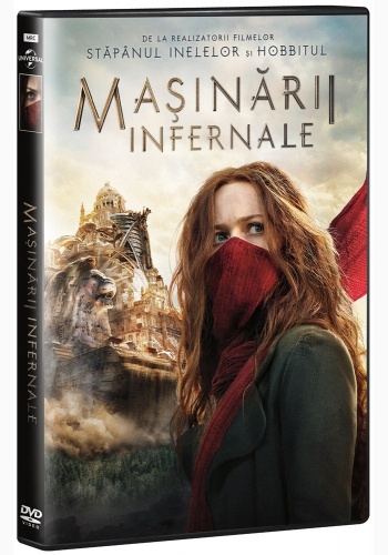 Masinarii Infernale / Mortal Engines