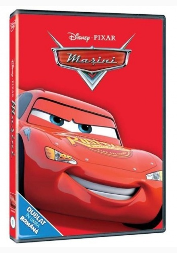 MAŞINI  - Big Heads Collection / CARS  - Big Heads Collection - DVD