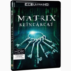 MATRIX: REÎNCĂRCAT / MATRIX RELOADED - 4K