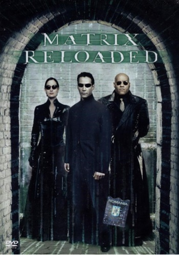 MATRIX 2 - REÎNCĂRCAT / MATRIX RELOADED - DVD