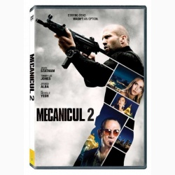 MECANICUL 2 / MECHANIC: RESSURECTION - DVD