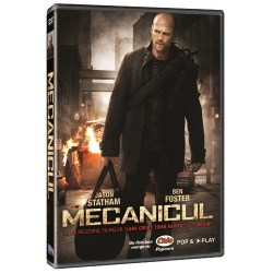 MECANICUL / MECHANIC, THE - DVD