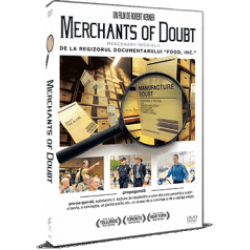 Mercenarii îndoielii / Merchants of Doubt - DVD