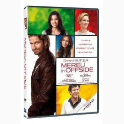 MEREU ÎN OFFSIDE / PLAYING FOR KEEPS - DVD