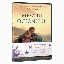 MESAJ DE DEPARTE / MESSAGE IN A BOTTLE - DVD