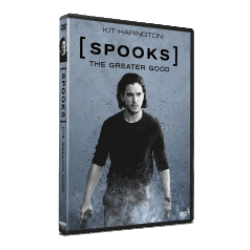 MI-5: Pentru binele tuturor / Spooks: The Greather Good (Character Cover Collection) - DVD