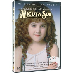 MICUŢA SUE / CURLY SUE - DVD