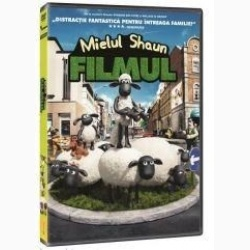 MIELUL SHAUN - FILMUL / SHAUN THE SHEEP MOVIE - DVD