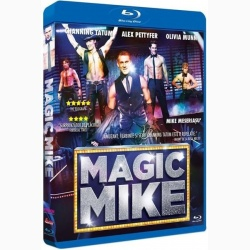 Mike Meseriasu' / Magic Mike - BLU-RAY