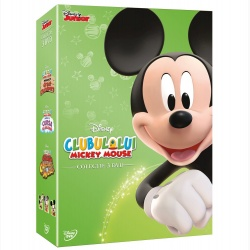 Pachet Clubul Lui Mickey Mouse: Mickey (3Disc)