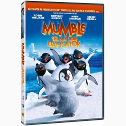 MUMBLE CEL MAI TARE DANSATOR / HAPPY FEET - DVD