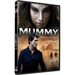 Mumia / The Mummy (2017) - DVD