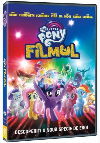 MY LITTLE PONY: FILMUL  / MY LITTLE PONY - DVD