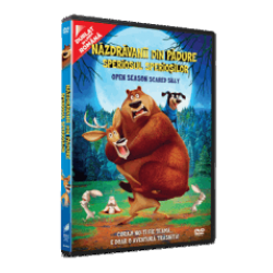 Năzdravanii din Pădure 4: Speriosul sperioşilor / Open Season 4: Scared Silly - DVD