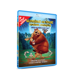 Năzdravanii din Pădure 4: Speriosul sperioşilor / Open Season 4: Scared Silly - BLU-RAY