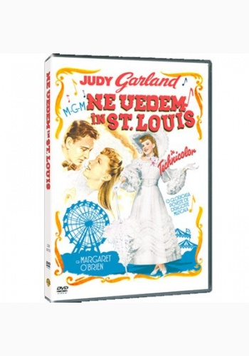 NE VEDEM ÎN ST. LOUIS / MEET ME IN ST. LOUIS - DVD