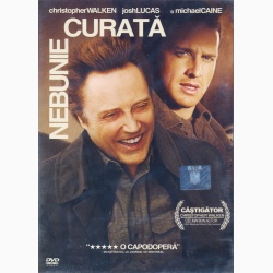 NEBUNIE CURATĂ / AROUND THE BEND - DVD