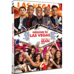Nebunie în Las Vegas / Think Like a Man Too - DVD